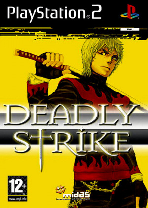 Deadly Strike sur PS2