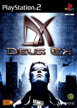 Deus Ex sur PS2