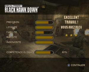 Delta Force : Black Hawk Down