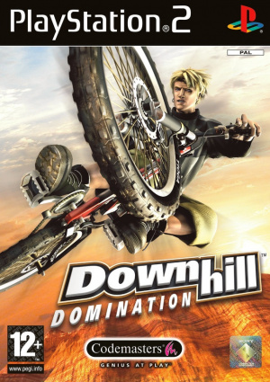 Downhill Domination sur PS2