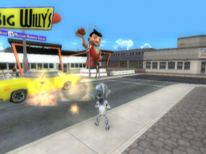 E3 2007 : Destroy All Humans : Big Willy Unleashed