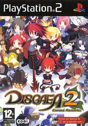 Disgaea 2 : Cursed Memories sur PS2