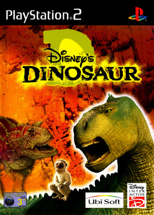 Dinosaur sur PS2