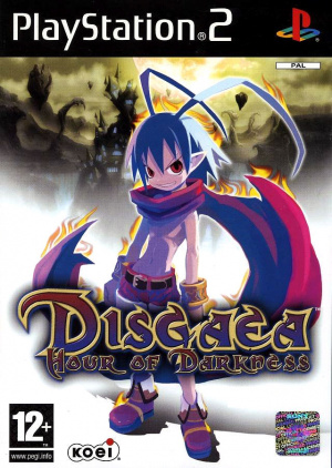 Disgaea : Hour of Darkness sur PS2