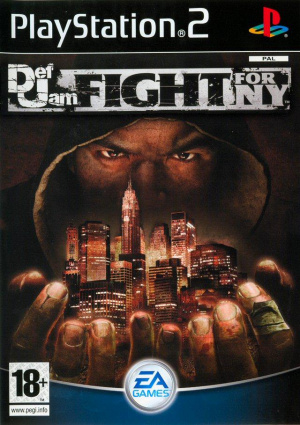 Def Jam Fight for NY sur PS2