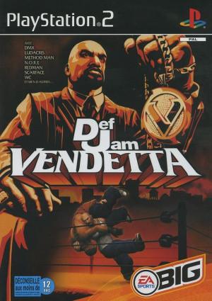 Def Jam Vendetta sur PS2