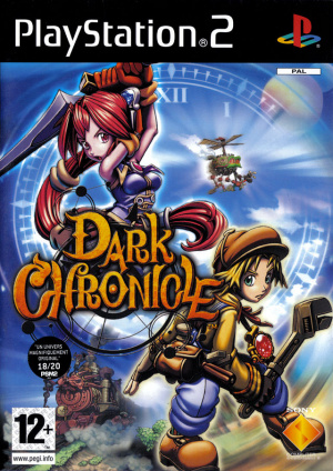 Dark Chronicle sur PS2