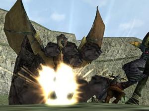 Drakengard 2 nous survole