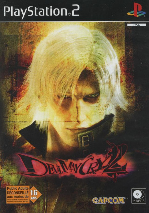 Devil May Cry 2 sur PS2