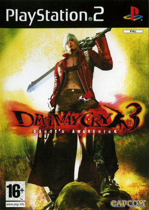 Devil May Cry 3 sur PS2
