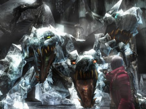 Site US pour Devil May Cry 3