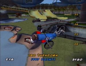 Dave Mirra Freestyle BMX 2