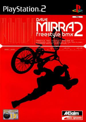 Dave Mirra Freestyle BMX 2 sur PS2
