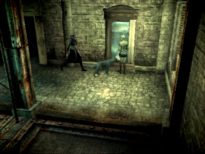 Haunting Ground : la peur en images