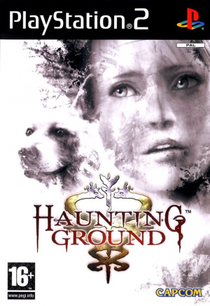 Haunting Ground sur PS2