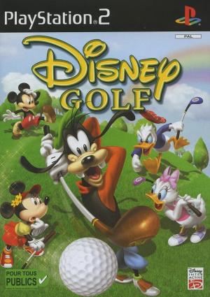 Disney Golf sur PS2