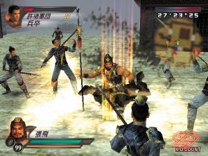 Dynasty Warriors 4 : une pluie d'images