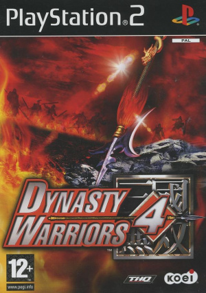 Dynasty Warriors 4 sur PS2