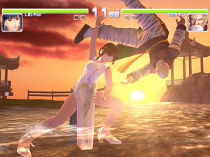 Dead Or Alive PS2