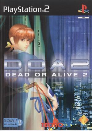 Dead or Alive 2 sur PS2
