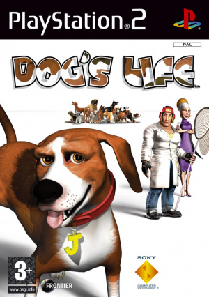 Dog's Life sur PS2
