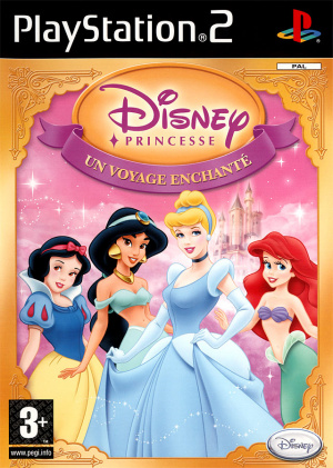 Disney Princesse : Un Voyage Enchanté sur PS2