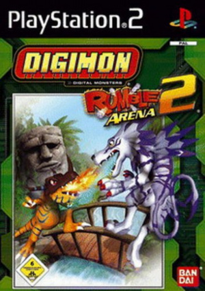 Digimon : Rumble Arena 2 sur PS2