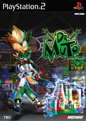 Dr. Muto sur PS2