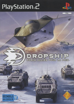 Dropship sur PS2
