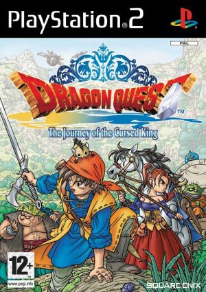 Dragon Quest : L'Odyssée du Roi Maudit sur PS2
