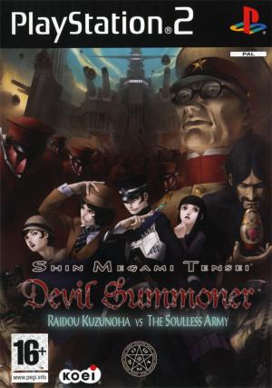 Shin Megami Tensei : Devil Summoner : Raidou Kuzunoha vs the Soulless Army