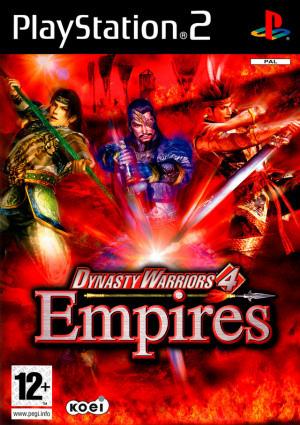 Dynasty Warriors 4 : Empires sur PS2