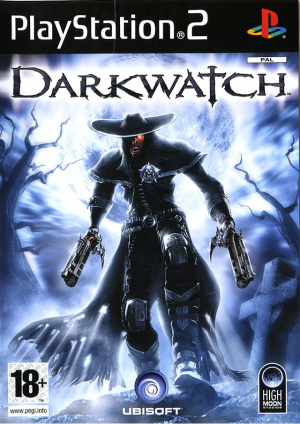 Darkwatch : Curse of the West sur PS2