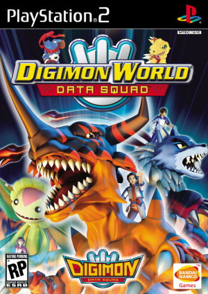 Digimon World : Data Squad sur PS2