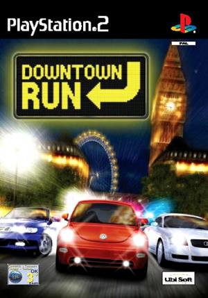 Downtown Run sur PS2