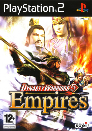 Dynasty Warriors 5 : Empires sur PS2