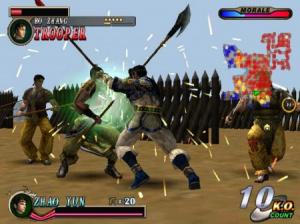 2000 - Dynasty Warriors 2 : Quand 3D rime avec quantité