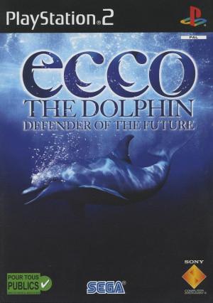 Ecco the Dolphin : Defender of the Future sur PS2