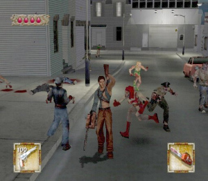 Evil Dead : A Fistful Of Boomstick
