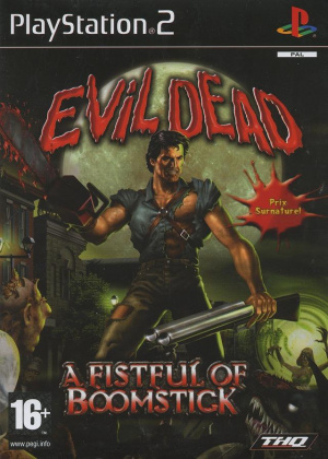 Evil Dead : A Fistful of Boomstick sur PS2
