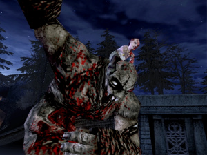 Evil Dead Regeneration - Playstation 2