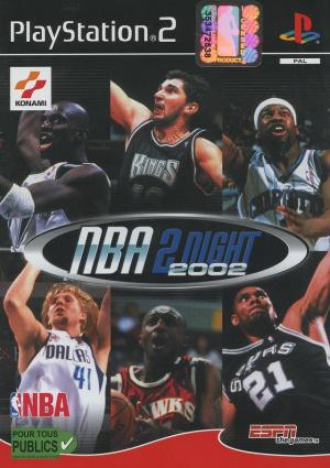 ESPN NBA 2 Night 2002 sur PS2