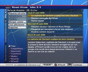 L'Entraineur 2007