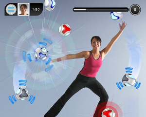 EyeToy : Kinetic - Playstation 2