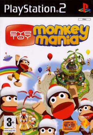 EyeToy : Monkey Mania sur PS2