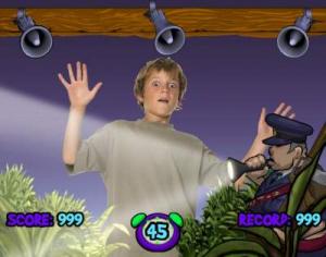 EyeToy : Play 2 dans la lucarne