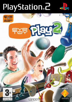 EyeToy : Play 2 sur PS2