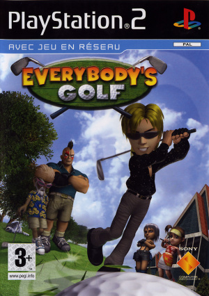 Everybody's Golf sur PS2