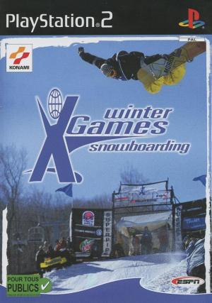 ESPN Winter X-Games : Snowboarding sur PS2