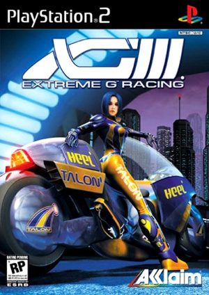 XGIII : Extreme G Racing sur PS2
